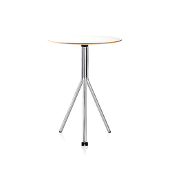 cross.flip 3053 | Bar tables | Brunner