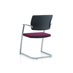 too 256/A | Visitors chairs / Side chairs | Brunner