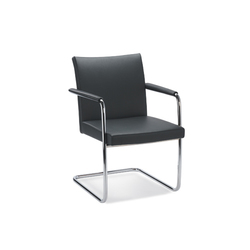 spira.sit 6345/A | Visitors chairs / Side chairs | Brunner