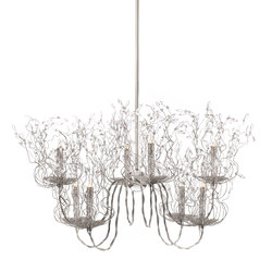 Candles and Spirits chandelier | Ceiling suspended chandeliers | Brand van Egmond