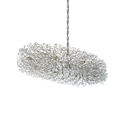 Hollywood chandelier oval | Lampadari da soffitto | Brand van Egmond