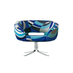 Rive Droite swivel armchair | Lounge chairs | Cappellini