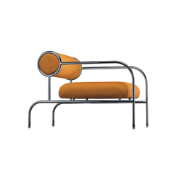 Sofa with Arms | PC/17 | Sessel | Cappellini