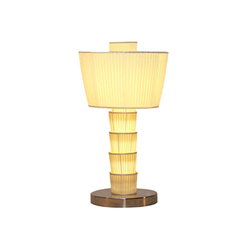 Carlton-2 table lamp | General lighting | Woka
