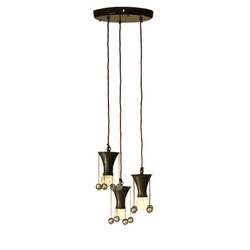 WW pendant lamp 3-fl | General lighting | Woka
