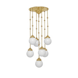 KM2 chandelier | General lighting | Woka