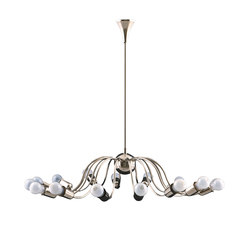 Josefstadt chandelier | General lighting | Woka