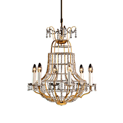 Papageno chandelier | General lighting | Woka