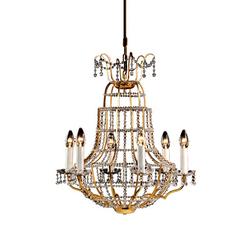 Papageno chandelier | Suspended lights | Woka
