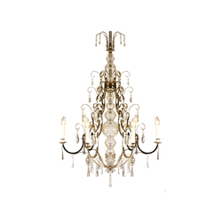 AD-CR chandelier | …de metal | Woka