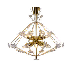 Snowflake chandelier | General lighting | Woka