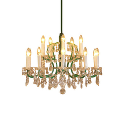 Baroque-12 chandelier | General lighting | Woka