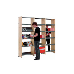 Littbus Wood | Estanterías para bibliotecas | Lustrum