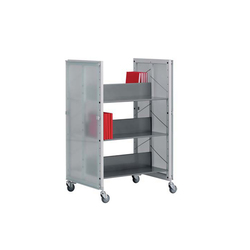 Modules / Book trolley - Mobil 2 | Book trolleys | Lustrum