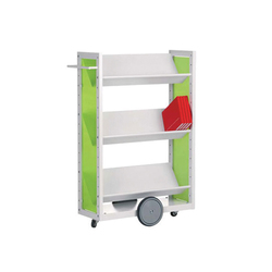 Modules / Book trolley - Mobil 1 | Carritos para libros | Lustrum