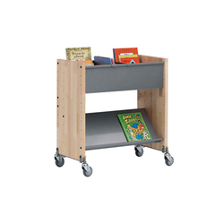 Modules / Book box | Chariots de livres | Lustrum