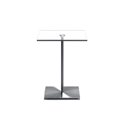 Careo 50 square | Tables d'appoint | Cascando