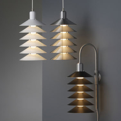 Tip-Top Pendant/Wall lamp | Iluminación general | Pandul