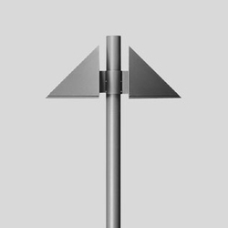Pole-top luminaire 9906/9999/... | Path lights | BEGA
