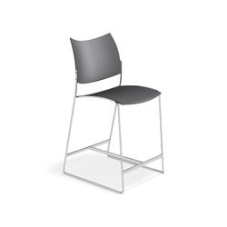 Curvy Barstool 1288/06 | Bar stools | Casala