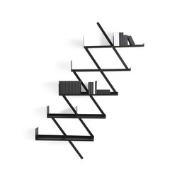 Mini Boox bookshelf | CD racks | Desalto