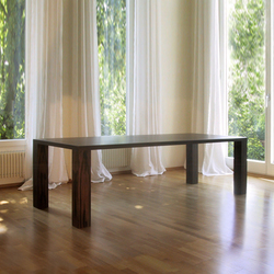 Teno dining table | Tables de repas | DIMODIS