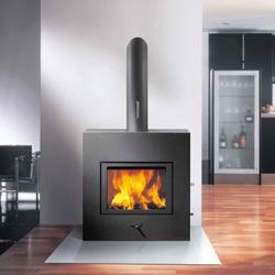 X-BASIC | Holzkaminöfen | Attika Feuer