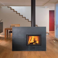 X-BOARD | Wood burning stoves | Attika Feuer
