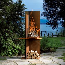 EOS | Garden fire pits | Attika Feuer