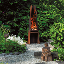 GIZEH | Chimeneas de jardín | Attika Feuer