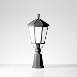 Pillar luminaire B1662/B1653 | Path lights | BOOM