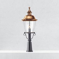Pillar luminaire B1657/B1650 | Path lights | BOOM