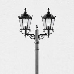 Pole-top luminaire B1995/B1938 | Path lights | BOOM