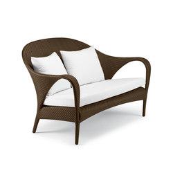 Tango 2 seater | Garden sofas | DEDON