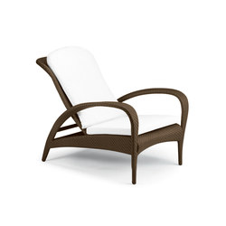 Tango Recliner adjustable | Garden armchairs | DEDON