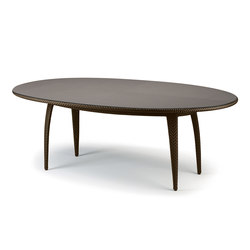 Tango Dining table | Dining tables | DEDON
