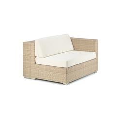 Lounge Module gauche | Fauteuils de jardin | DEDON
