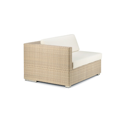 Lounge Right module | Garden armchairs | DEDON