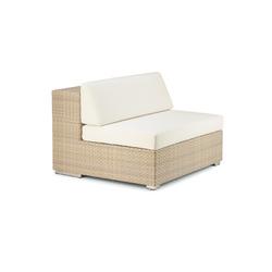 Lounge Modulo centro XXL | Sillones de jardín | DEDON
