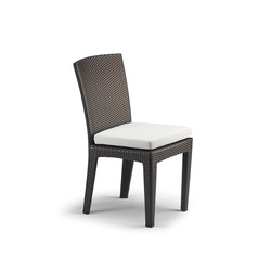 Panama Sidechair | Garden chairs | DEDON