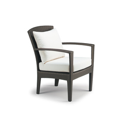 Panama Lounge chair | Garden armchairs | DEDON