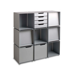 Box01 | Office shelving systems | Cascando