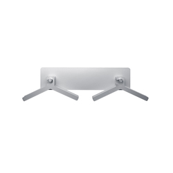 Round 20  Cloakroom wall unit, 6 hangers | Patères | Cascando