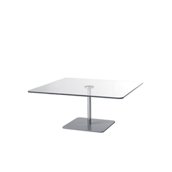 Flow Salon table | Mesas de centro | Cascando