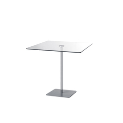 Flow Bistro table | Mesas de centro | Cascando