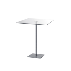 Flow Standing table | Mesas de centro | Cascando
