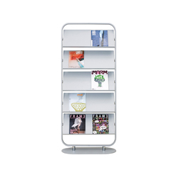 Focus Brochure stand | Brochure / Magazine display stands | Cascando