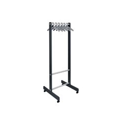 Round 20  T-element with single bar | Coat racks | Cascando