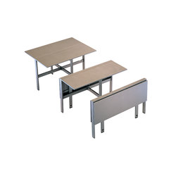 Logo table | Contract tables | Magnus Olesen