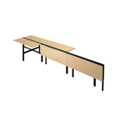 Logo table combination | Desking systems | Magnus Olesen